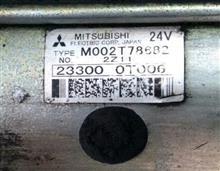 供应尼桑FD46系列M2T78681 M002T78682起动机/M002T78682