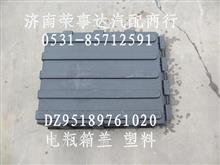 陕汽德龙F3000蓄电瓶箱盖总成/DZ95189761020