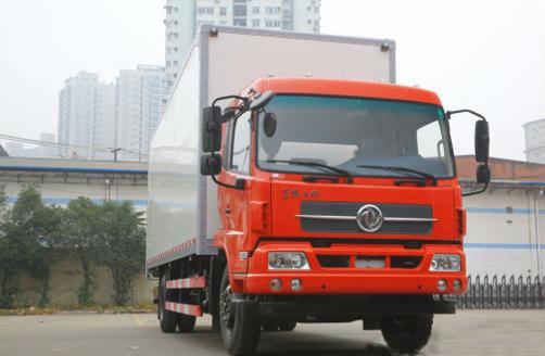 看气质和颜值 东风商用车发布4个平台9款新车东风商用车高清图片