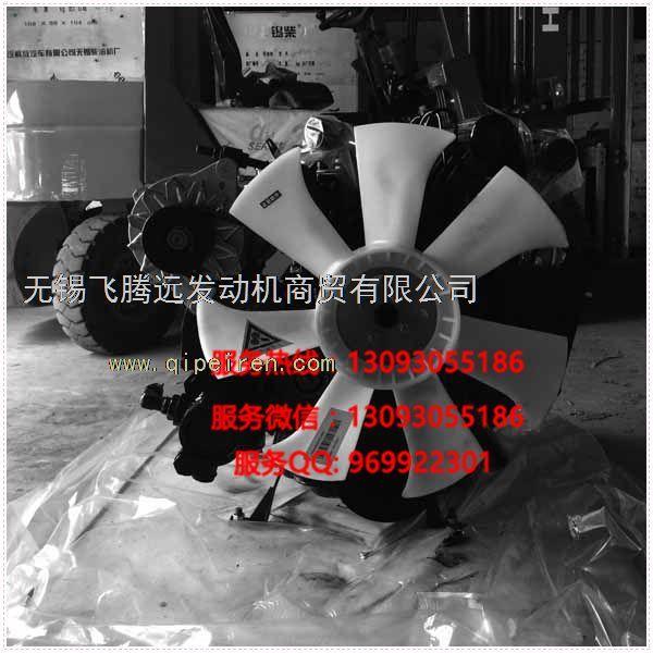 一汽锡柴490中冷增压发动机总成柴油机84马力490