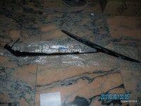 福田戴姆勒欧曼1B24952505022左刮臂刮片总成右舵/1B24952505022