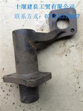 东风140  D87后左分泵支架(高23 分泵孔距82)/3502D87-031-82