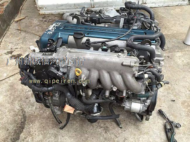 供应丰田皇冠155发动机总成,变速箱,方向机原装配件,发动机图片