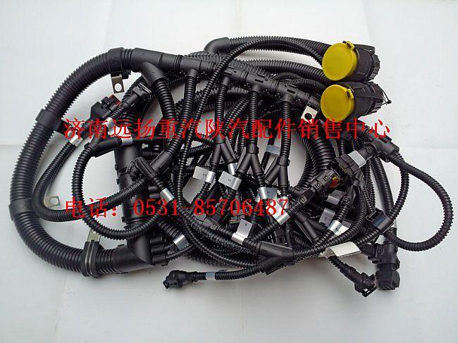 潍柴气体发动机氧传感器接线图