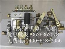 潍坊柴油机K4100高压油泵,潍柴k4100柴油机喷油泵总成厂家