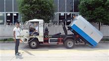 8方挂桶垃圾车/东风垃圾车