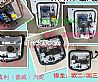 德龙M3000驾驶室离合器油门组合踏板总成DZ96189230200/DZ96189230200