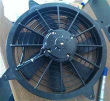 供应东风EQ2012N系列顶式空调电子扇总成