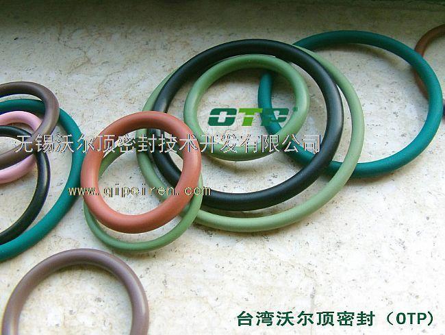 进口全氟O型橡胶密封圈图片