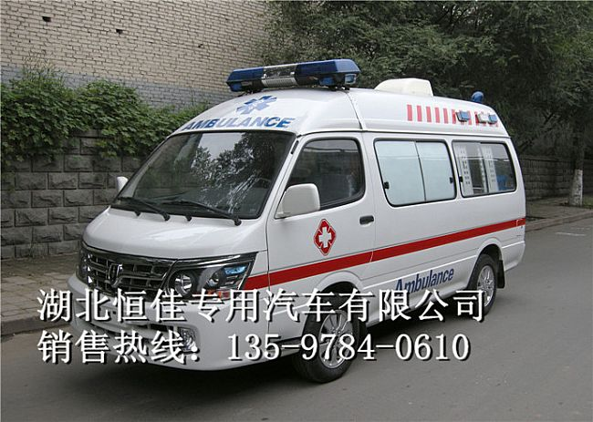 【金杯海狮120救护车,华晨金杯救护车价格