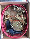 陕汽德龙2000/3000前面罩锁DZ13241110071/DZ13241110071