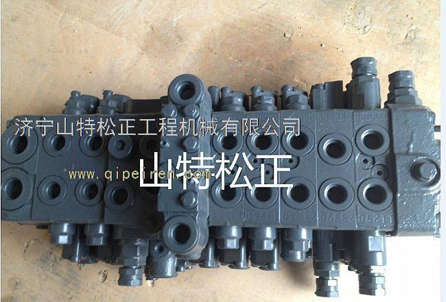 云南小松配件pc56-7主阀 小松挖掘机分配阀图片