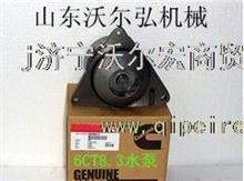 现代R305LC挖掘机康明斯6CT8.3【水泵3800974】/3800974
