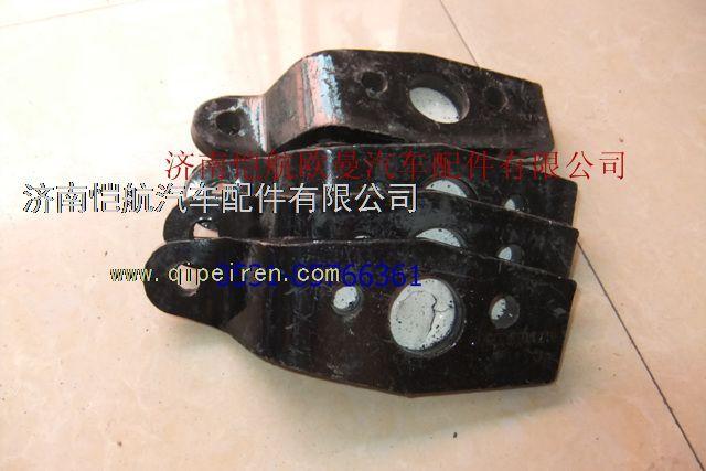 欧曼法士特变速箱离合器拨叉轴支架1417116200304