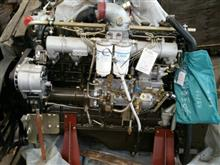 玉柴YC6A260-33发动机总成/YC6A260-33
