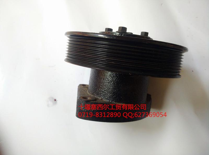1308023-e1100东风天锦汽车4h发动机风扇皮带轮1308023-e1100