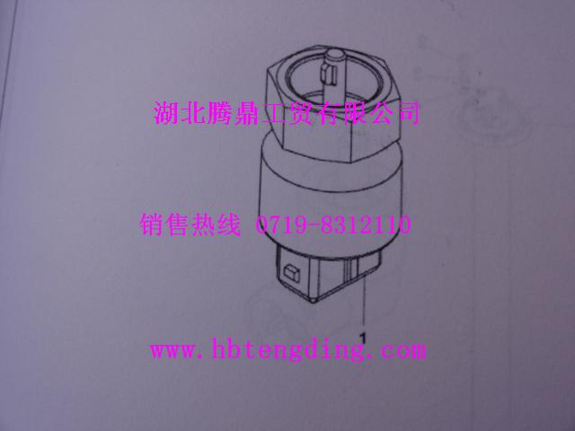 车速里程表传感器3836n 010高清图片