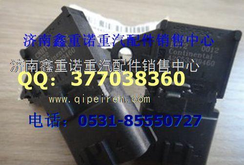 【中国重汽mc11发动机温度压力传感器