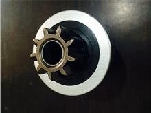 EQ6105发动机启动马达齿轮 QD2705-500 起动机单向器 离合器/QD2705-500