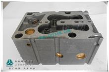 中国重汽豪沃发动机汽缸盖/WD615.87