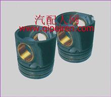 10C-04015-B3+04东风天龙天锦大力神6100 汽油机活塞(6/1)+0.75/10C-04015-B3+04