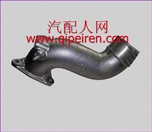 Z3900011东风天龙天锦大力神支架-增压器过渡管/Z3900011