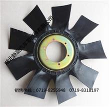 1308060-T37K0东风天龙天锦大力神硅油风扇离合器带风扇总成/1308060-T37K0
