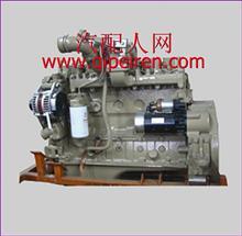 1000020-E1003GY02东风天龙天锦大力神dci 420-30发动机带附件工艺合件/1000020-E1003GY02