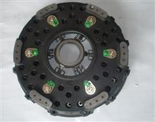 C5254552东风天龙天锦大力神离合器盖及压盘总成/C5254552
