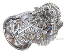 1700020-K0801东风天龙天锦大力神变速器带离合器带取力器系统总成/1700020-K0801