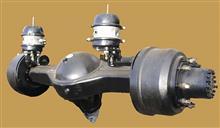 35Z28-06294东风天龙天锦大力神空气管总成-后桥继动阀至软管支架/35Z28-06294