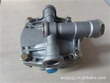 35Q55-06106东风天龙天锦大力神空气管总成-卸载阀接湿贮气筒/35Q55-06106