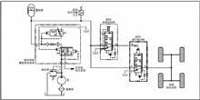 35RC16-06414东风天龙天锦大力神第三空气管总成-后贮气筒接继动阀/35RC16-06414