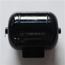 RQ85010310A东风天龙天锦大力神尼龙管总成-前贮气筒接软管支架/RQ85010310A