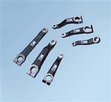 3401005-T4000东风天龙天锦大力神转向器带垂臂及支架合件/3401005-T4000