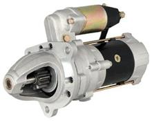 QD2515C东风天龙天锦大力神起动机总成/QD2515C