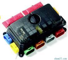 37N48B-22015东风天龙天锦大力神中央配电盒标牌/37N48B-22015