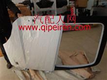 61BY-00109(玉白)东风天龙天锦大力神左车门总成-带附件及玻璃(玉白)/61BY-00109(玉白)
