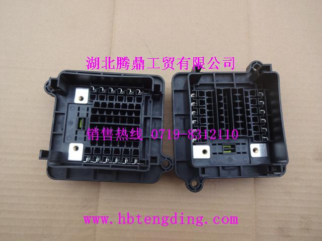 【东风天锦 保险丝盒(熔断丝盒)/3722010-c-c1100