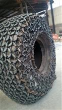 合金钢锻造保护链20.5-25型 40型铲车轮胎防护链 轮胎防滑链/003