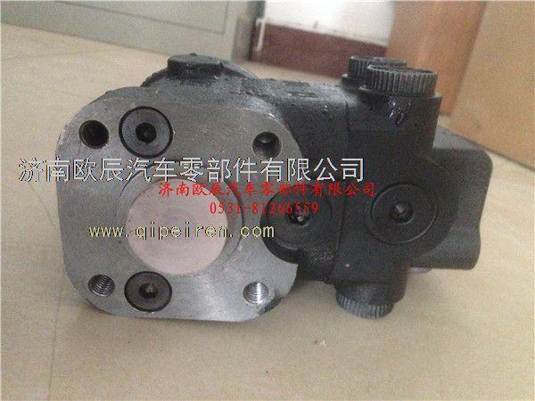 中国重汽豪威低速牵引码头车全液压转向器带优先阀wg9137470010wg9137图片