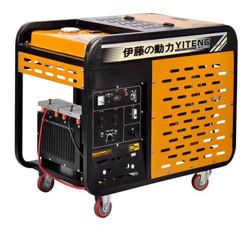 【300A柴油发电电焊一体机YT300EW,价格,图片,配件厂家】_汽配人网图片