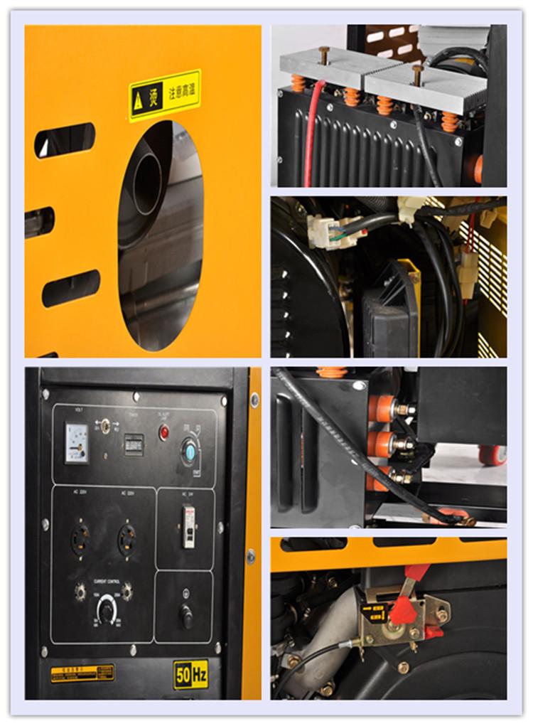 交流发电电焊机在使用时消耗大量的无功功率,设计了节电装置,并对图片