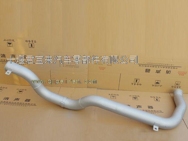 东风天龙雷诺系列排气管后节1203020-t4000