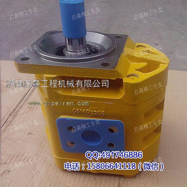 柳工zl40b铲车液压泵工作泵11c001311c0013图片