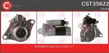 供应MITSUBISH M008T60971起动机五十铃6HK1马达/M008T60971