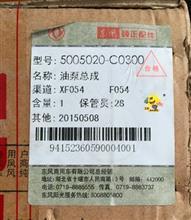 东风天龙C0300驾驶室举升油泵/电动5005020-C0300/5005020-C0300