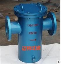 厂家直销优品质T型过滤器/水处理设备- 直通型T型过滤器
