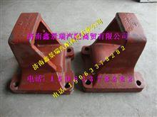陕汽德龙F3000后钢板弹簧座/DZ9114524031