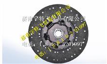 福田戴姆勒离合器从动盘总成/F1432116180002A1239